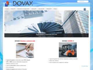 Logiciel de gestion pour PME, TPE, artisans, commerçants - DOVAX