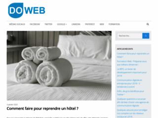 Détails : blog réseaux sociaux
