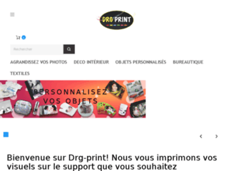 Drg Print, objet photo personnalisé, cadeau, t-shirt, mug