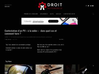 Droit Automobile