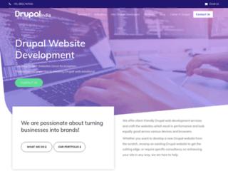 Drupal Ecommerce Website Development Services