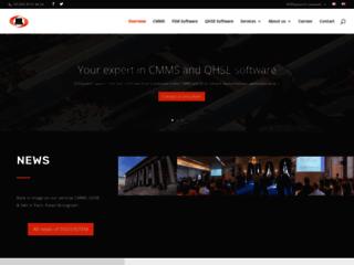 Capture du site http://www.dsdsystem.fr