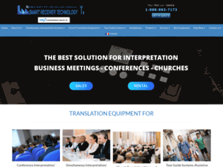 Détails : Spécialiste des équipements d'interprétation