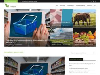 Produits cosmétiques bio-écologiques et des remèdes naturels - Du Côté Bio