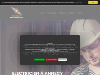 Détails : Où trouver un électricien spécialisé en installation de système domotique et d'alarme de sécurité à Annecy ?