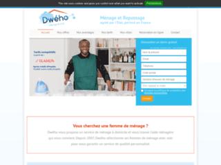 Détails : Des services de ménage à domicile