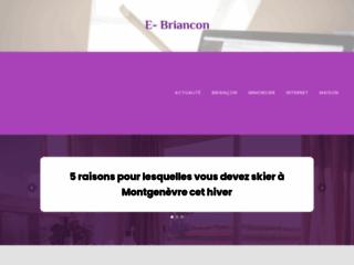 Détails : E-Briancon.com - E-Briancon.com