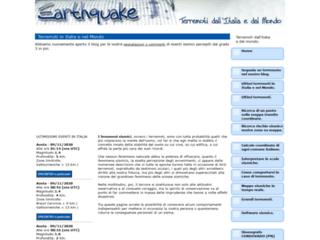 Terremoti ed eventi naturali del pianeta Terra | Earthquake