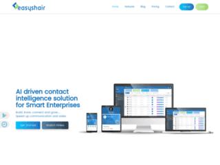 Détails : Application gestion de contacts