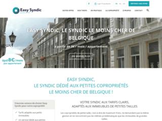 Easy Syndic : gestion de petites copropriétés