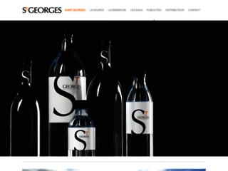 St Georges, eau de source corse