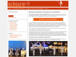 Aperçu du site Echassier