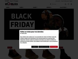 Boutique en ligne de chaussures de marques pour femmes, hommes et enfants - EChauss