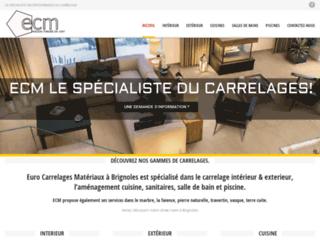 Détails : ECM Carrelage