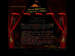 Ecole du cirque Bretagne Saint Malo