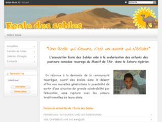 Ecole des sables