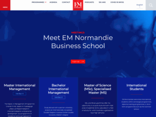 http://www.ecole-management-normandie.fr
