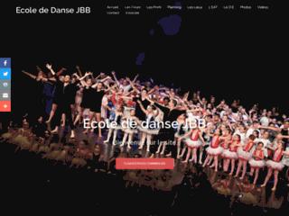 Ecole de Danse - Jean-Baptiste Bartoli
