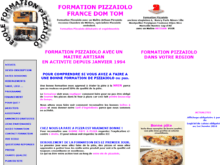 Formation Pizzaiolo France