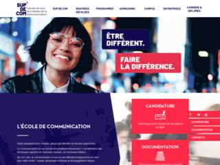 Détails : Licence communication supdecom