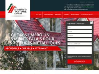 Prix de toiture métallique - Eco Marco Toiture