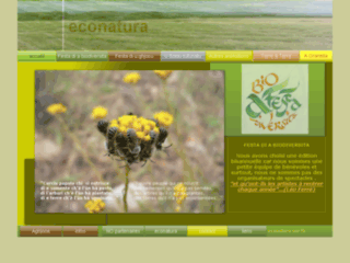 Pr�visualisation du site Eco Natura