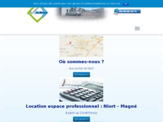 Location d'espace professionnel
