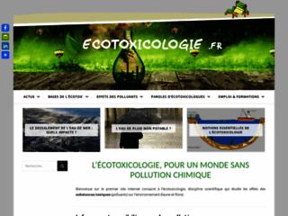 Ecotoxicologie.fr