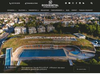 Détails : Ecovegetal : entreprise experte en création d'espaces de vie confortable