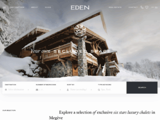 eden luxury homes