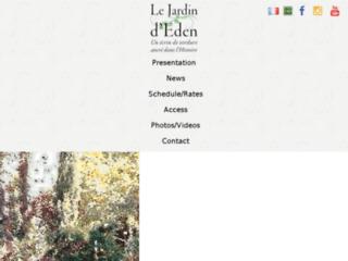 Week-end pas cher en famille en Ardèche: EDEN PARC
