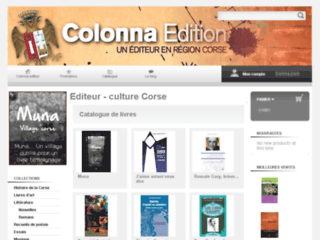 Colonna édition