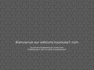 Editions Toulouse7.com