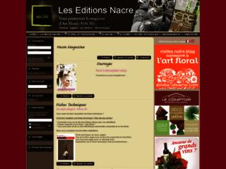 E-magazine d'Art floral