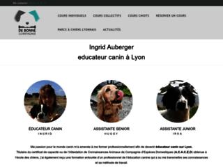 Détails : Centre d'éducation canine à Lyon