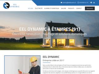 Eel Dynamic : Electricien et installateur de solutions domotiques et visiosécurité en Essonne
