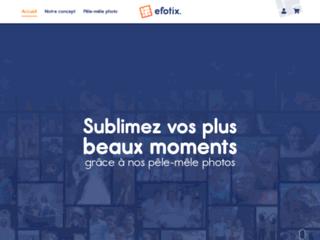 Détails : Efotix.com : le partenaire idéal pour vos tableaux personnalisés