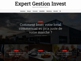 Capture du site http://www.egi-patrimoine.fr
