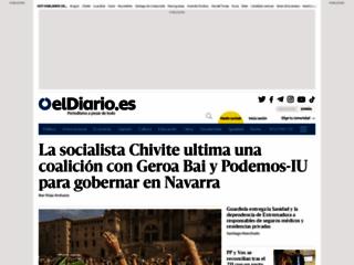 Detalles : elDiario.es - Noticias de actualidad - Periodismo a pesar de todo