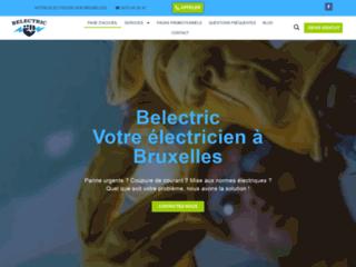 Détails : Électricien Bruxelles - BELECTRIC