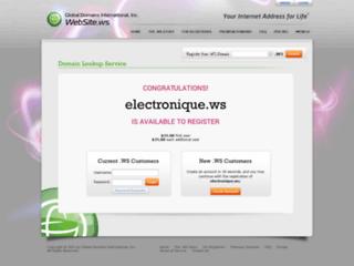 MONTAGES ELECTRONIQUES