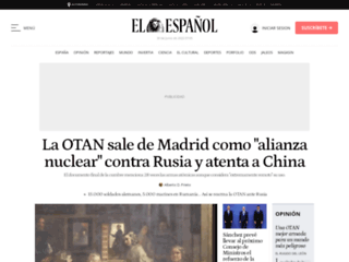 EL Espanol - Diario digital, plural, libre, indomable, tuyo