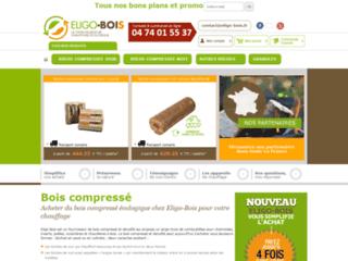 Capture du site http://www.eligo-bois.fr/