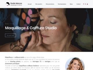 elodie maquillage lyon coiffure et maquillage studio lyon - Coiffeuse Maquilleuse Mariage Lyon
