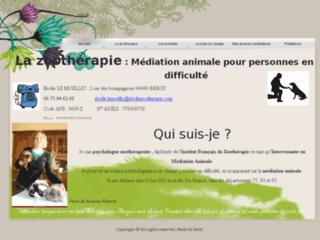 Elodie Zootherapie