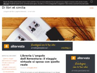 El rincòn del libro | L'angolo del libro: recensioni e commenti