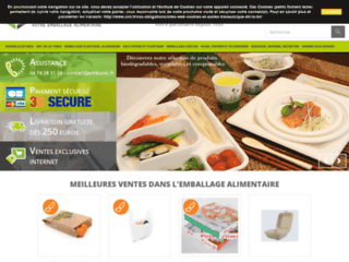 Fournisseur d'emballages alimentaires: Embunic