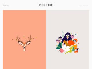 Emilie Poggi design graphique