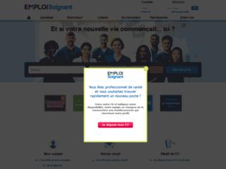 http://www.emploisoignant.com