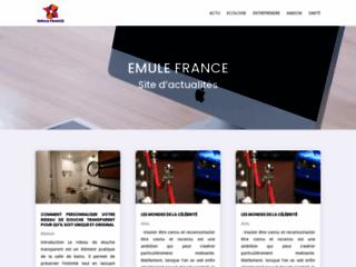 eMule France - eMule france, la référence francaise sur eMul